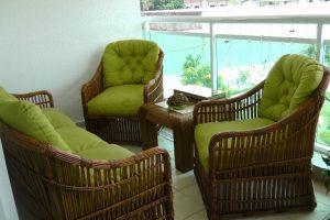 conjunto sofás estilo rústico