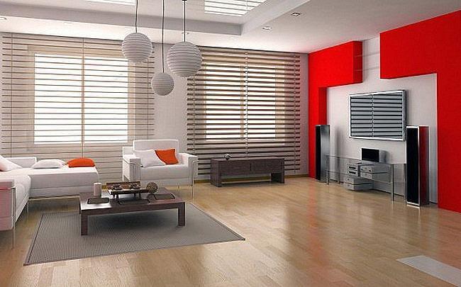sala estilo minimalista