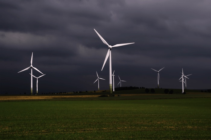 turbinas de energia eólicas