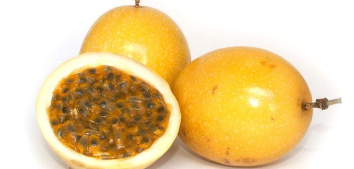 maracujá pasión fruit