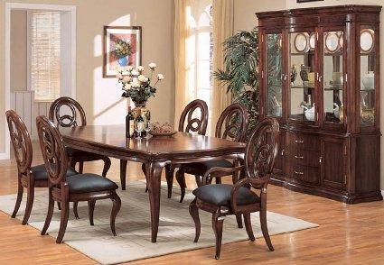 mesa de madeira clássica