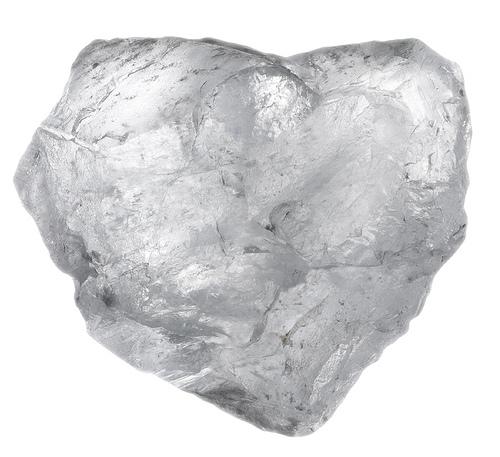pedra hume bruta