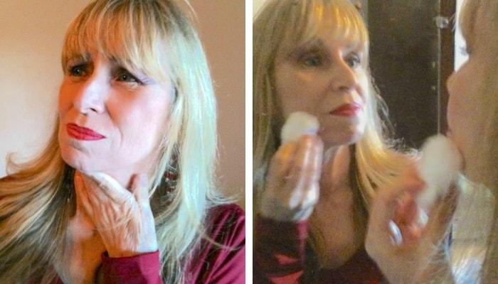 vinagre para dor de garganta e tonificar pele