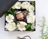 Caixa de Flores Surpresa – Dia das Mães –