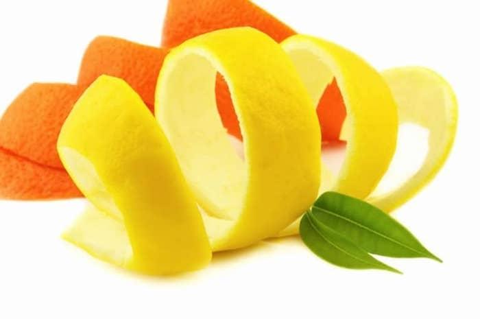 Resultado de imagem para foto de casca de limão