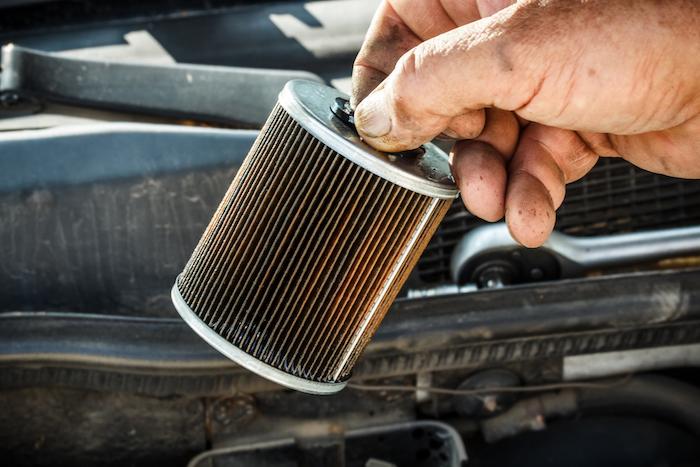 filtro de carro