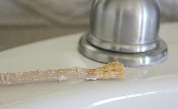 escova de Miswak