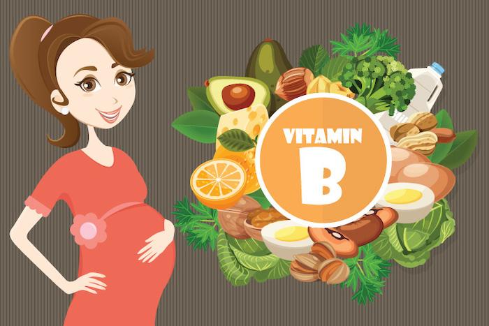 vitamina b9 gravidez