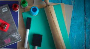 materiais de impressão