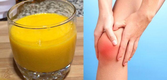 Suco para artrites   dor nos joelhos   inflamação    articulações e cartilagens