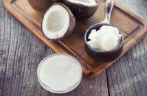 coco e oleo de coco