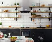 Prateleiras para Cozinha – Vantagens e Desvantagens de não ter um Armário