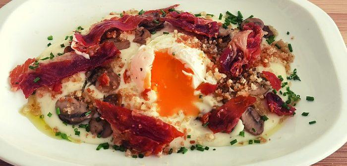 Com 1 ovo + 1 batata terá um jantar perfeito em menos de 1 hora