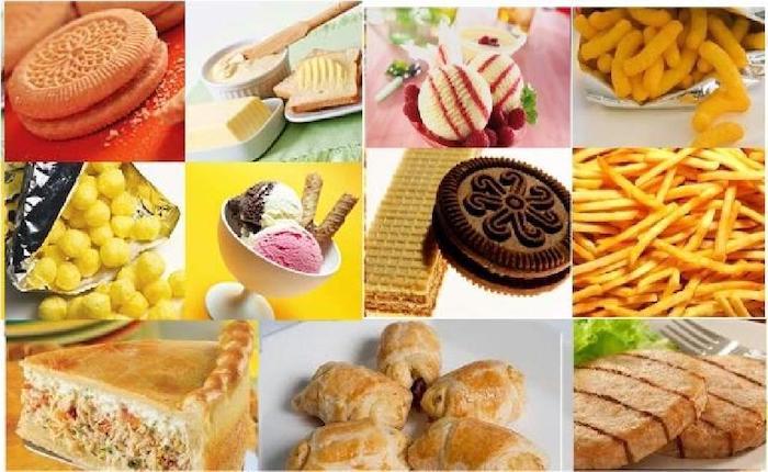 comida inflamatória